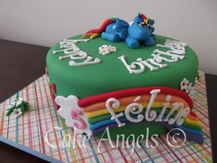 My Little Pony Cake Celebration Cakes Pinterest Birthday cake