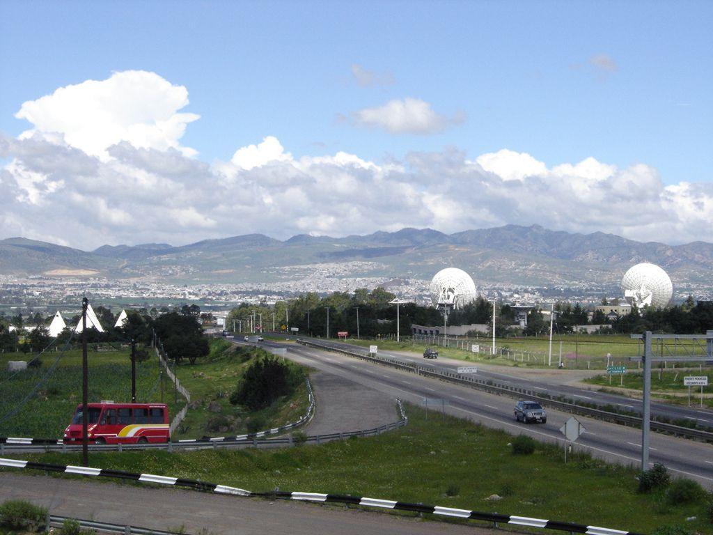Antenas Receptoras En El Valle De Tulancingo Hidalgo M Xico  # Muebles Tulancingo