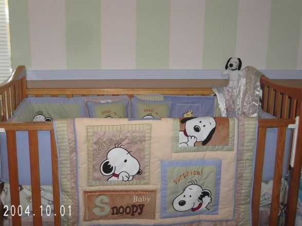 Baby Snoopy Nursery For Future Babies