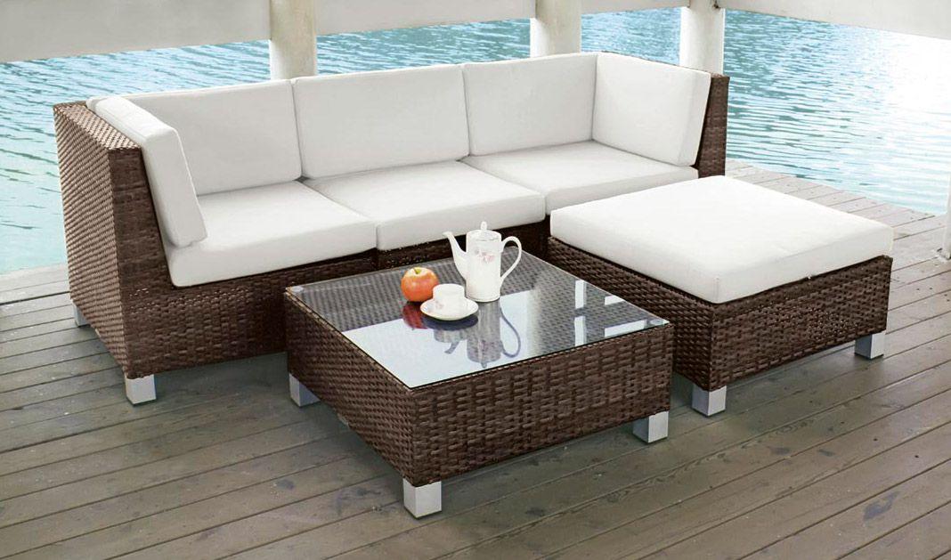 Un meraviglioso componibile, divano con chaise longue