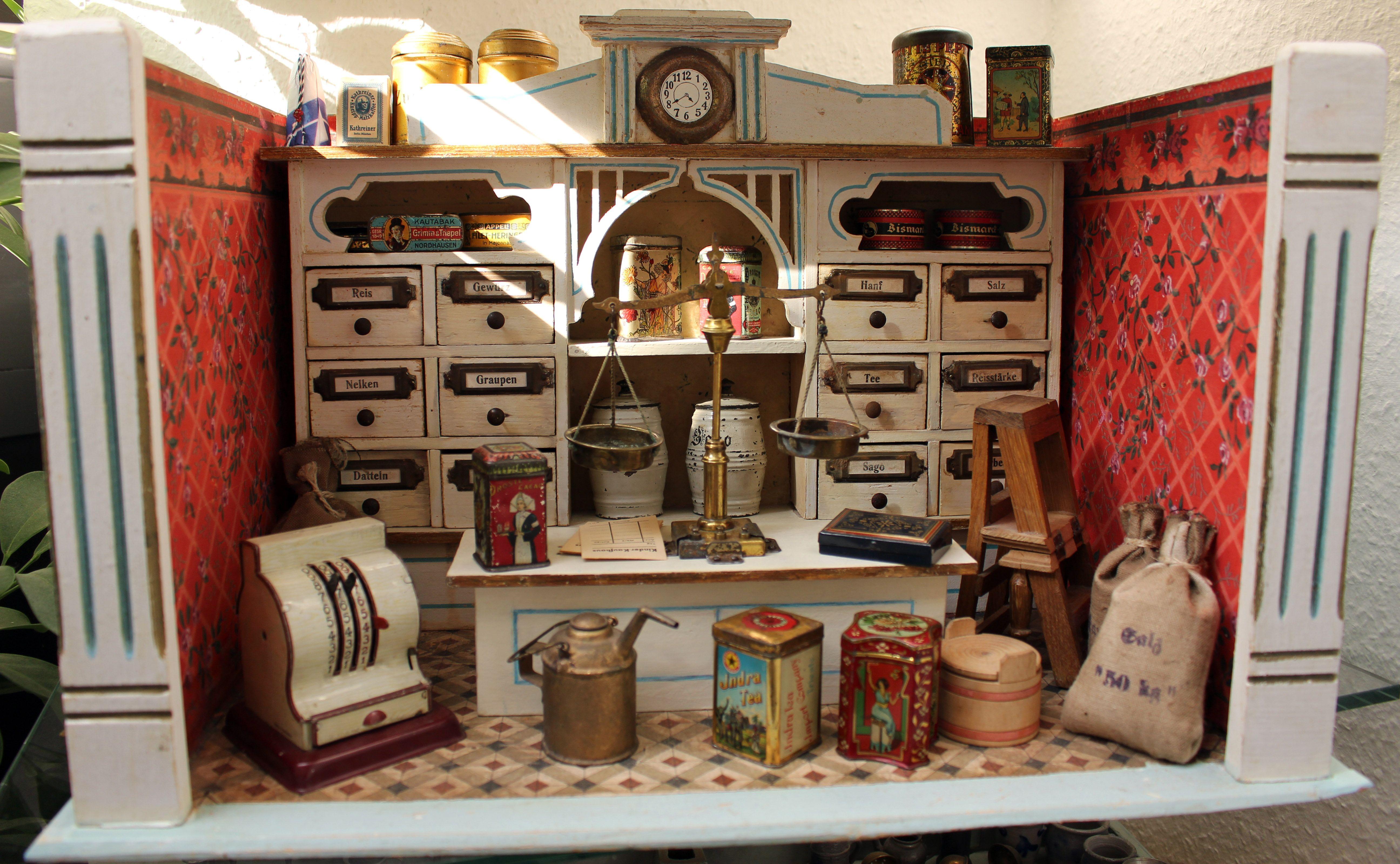 kaufladen von albin sch nherr alte kaufl den pinterest kaufladen wolle kaufen und alter. Black Bedroom Furniture Sets. Home Design Ideas