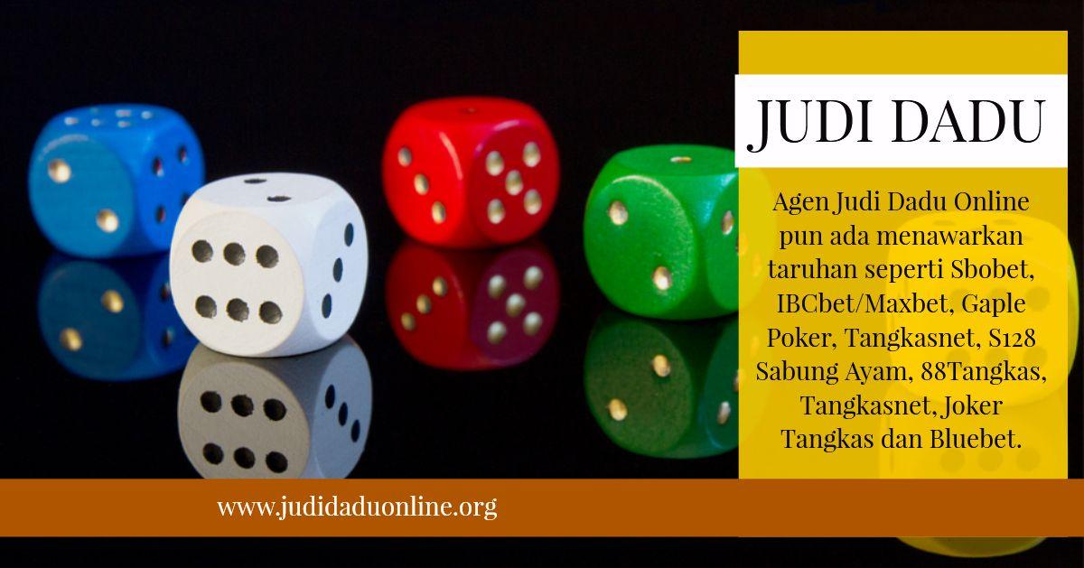 Pin Di Judi Dadu Online