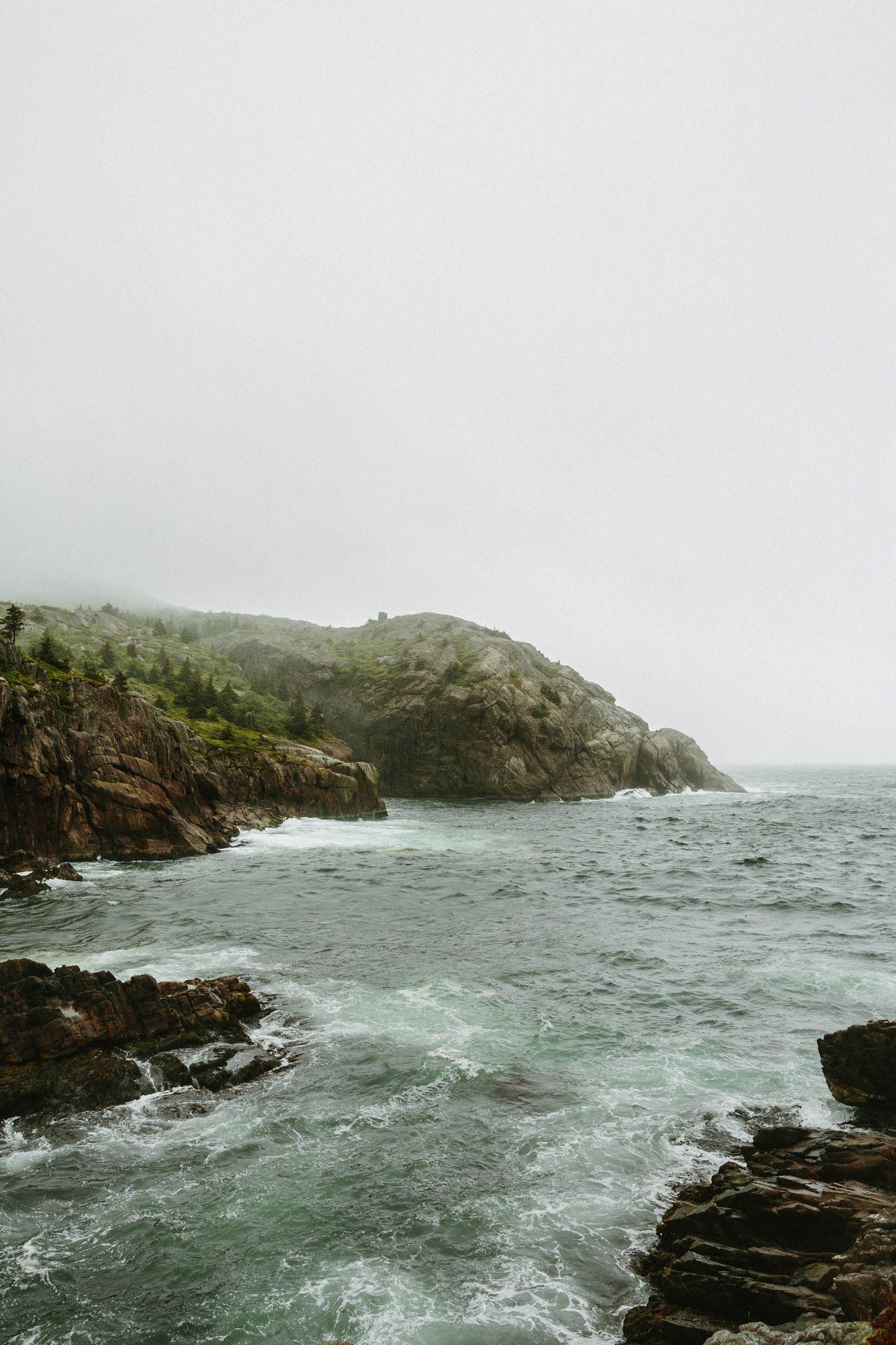 "chrisamat: "" Quidi Vidi Village - Newfoundland - www.chrisamat.com """
