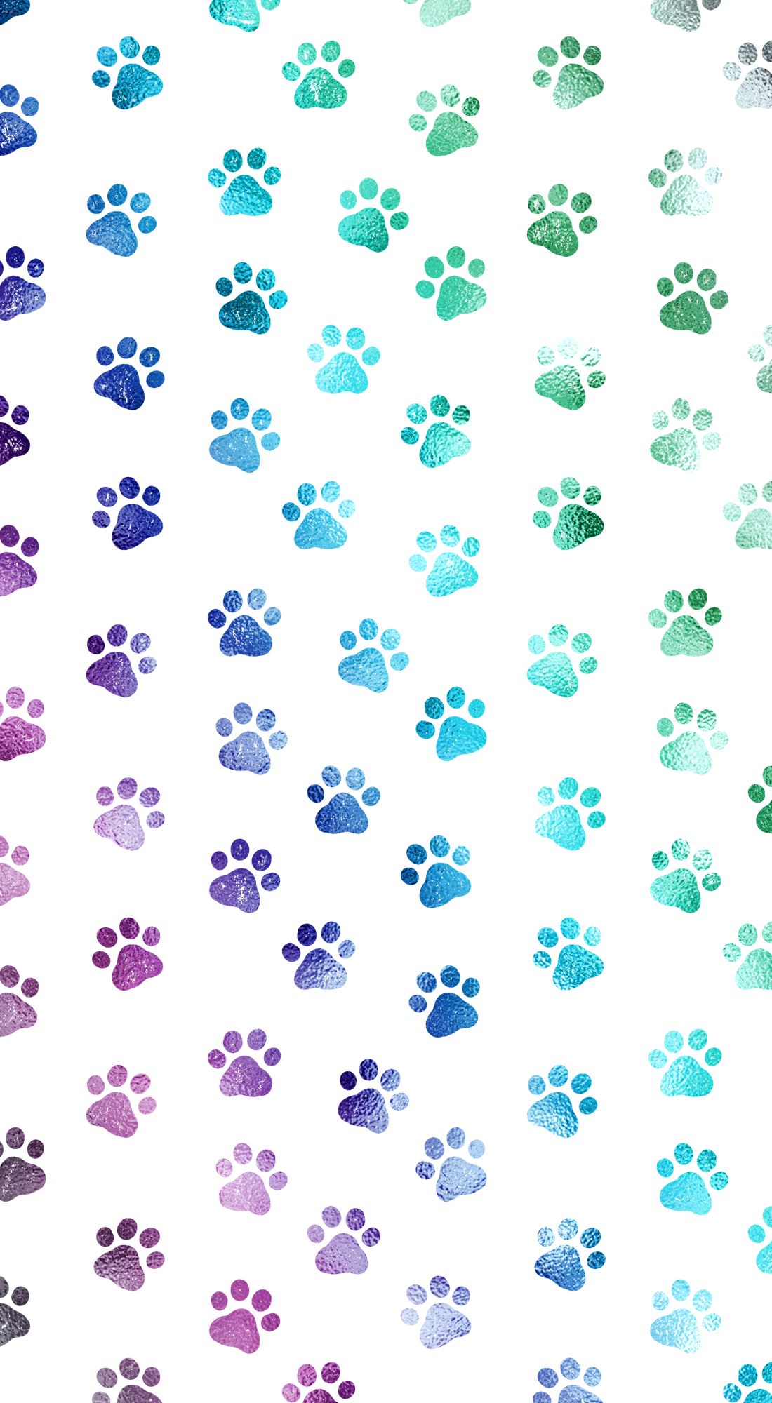 Ombre Paw Prints Paw Wallpaper Ombre Wallpaper Iphone Dog Wallpaper Iphone