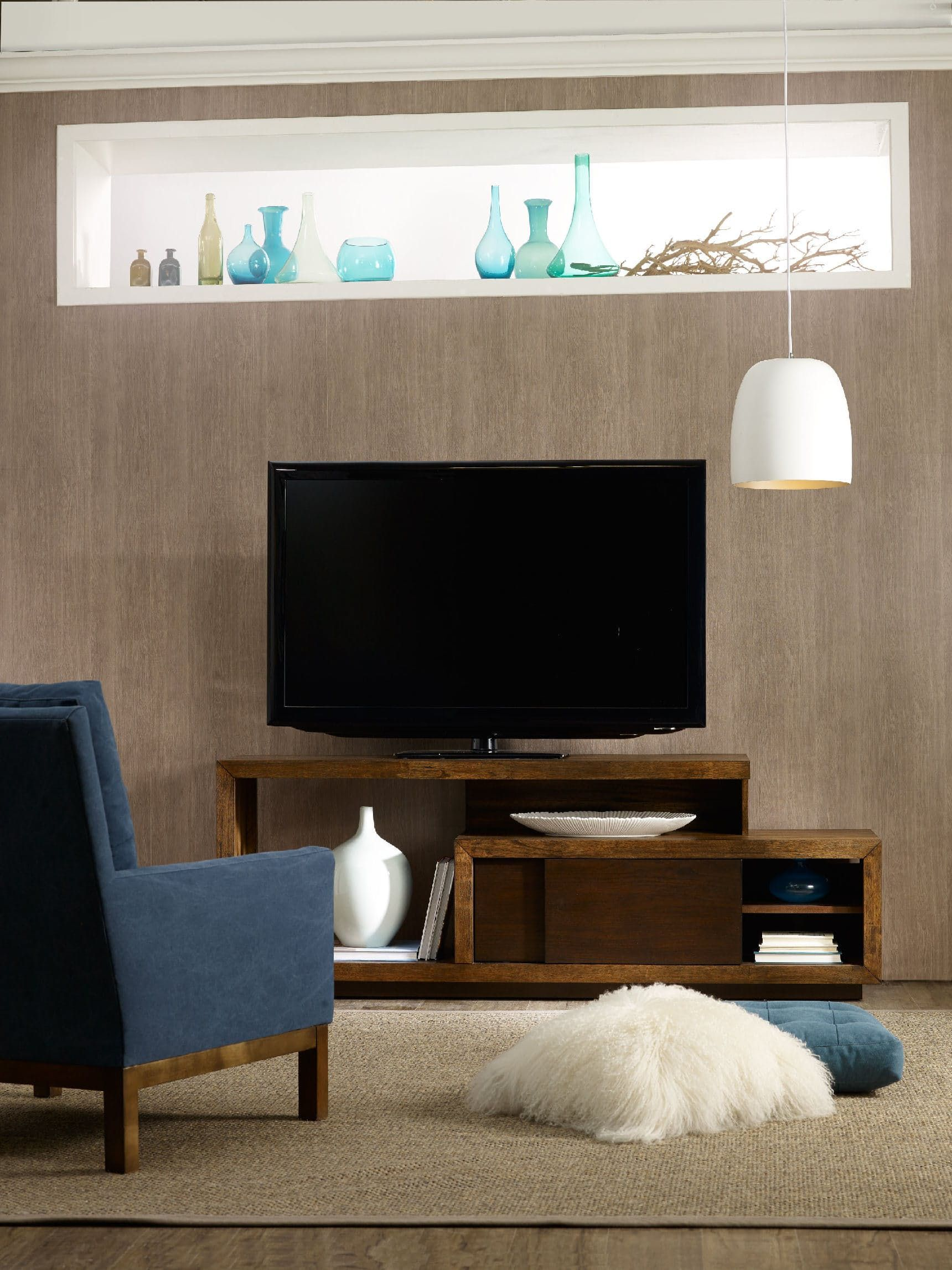Wonderful Hooker Furniture Home Entertainment Studio 7H Entertainment Console  5388 55472   Whitley Furniture Galleries