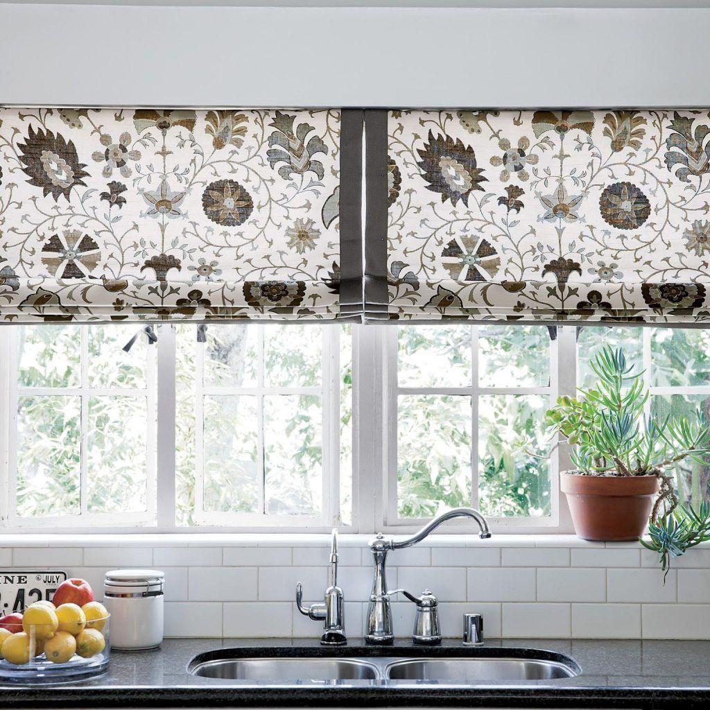 Kitchen roller blind designs latulufofeed pinterest