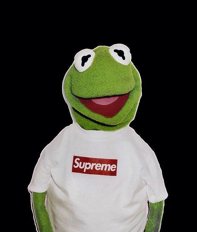 Image Result For Supreme Wallpaper Kermit