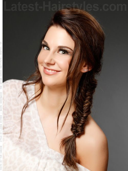 this website has 22 different cool and pretty hairstyles for all ...