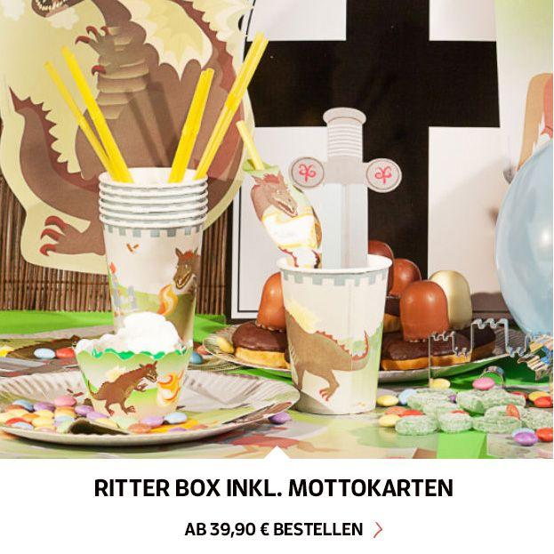 Kindergeburtstag als Ritter verkleidet | Tambini | Geburtstag Kids ...