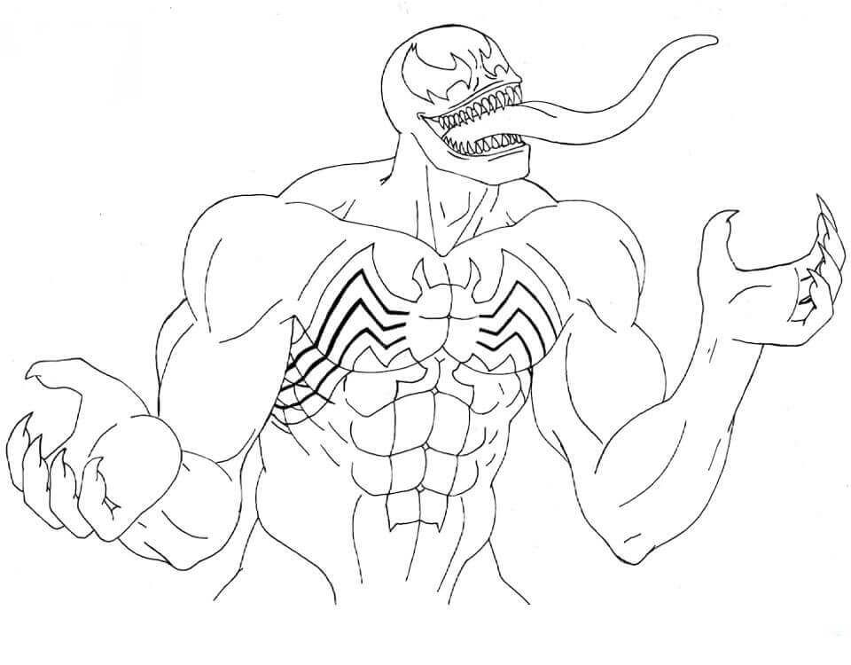 Antivenom Coloring Pages Coloring Pages Free Coloring Pages Coloring Pictures