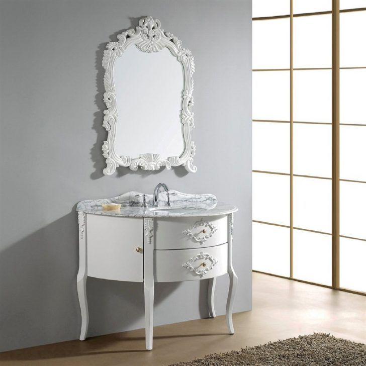 12+ French country bathroom vanity inspirations
