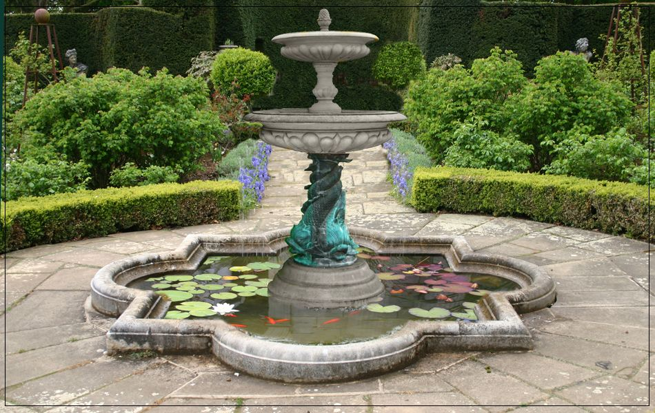 Fountains For Gardens