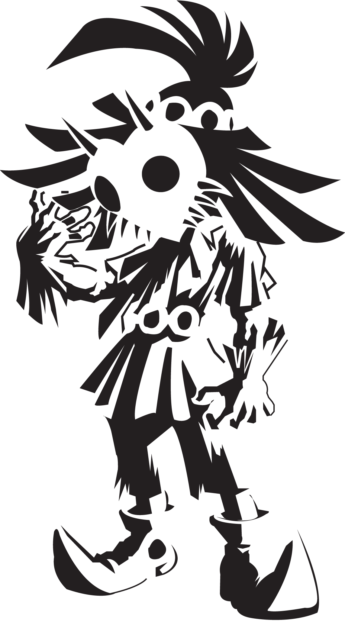 Skull kid stencil legend of zelda obsession pinterest legend