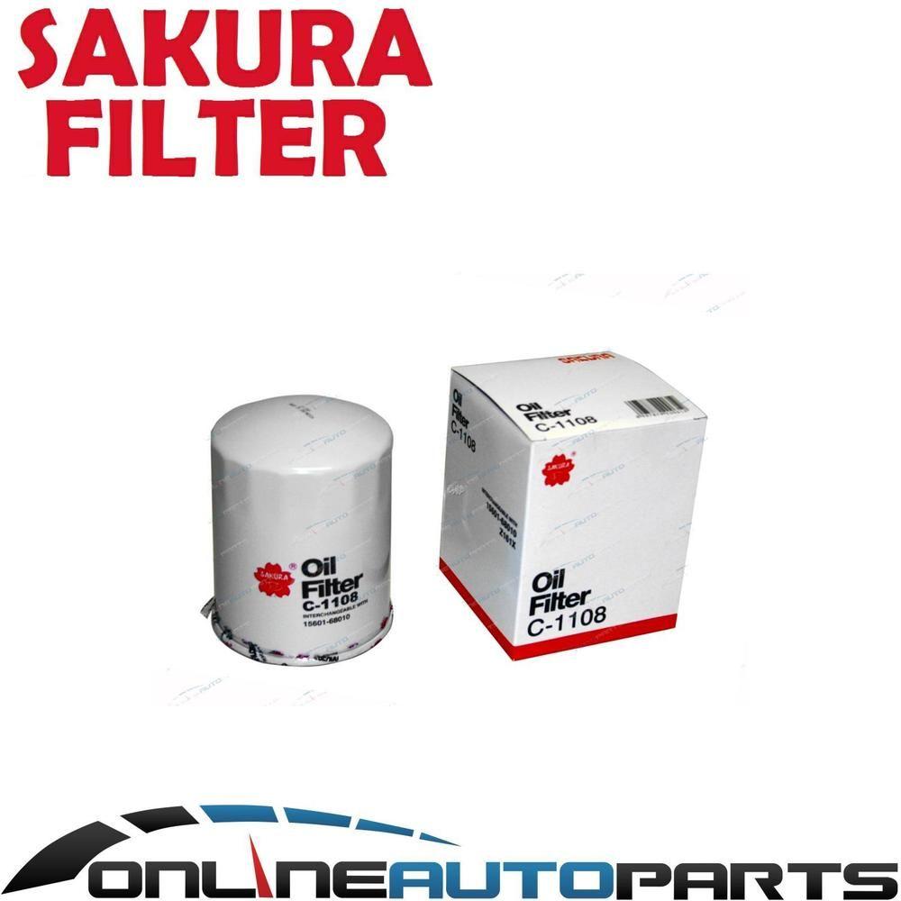 Oil Filter Toyota Landcruiser Hj61 12h T Turbo Diesel 60 Series Sakura Xref Z161 Oil Filter Land Cruiser Toyota