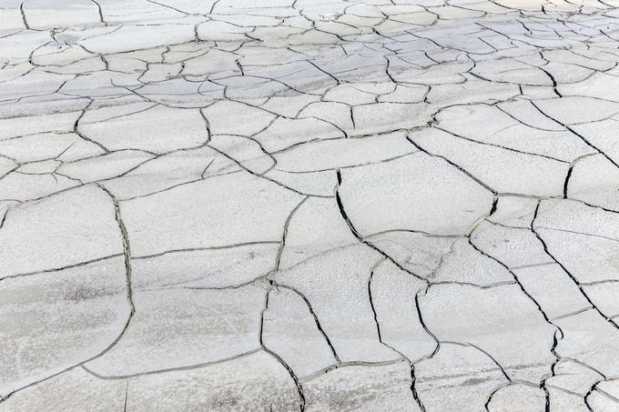 #Cracked soil  Cracked soil ground background or texture