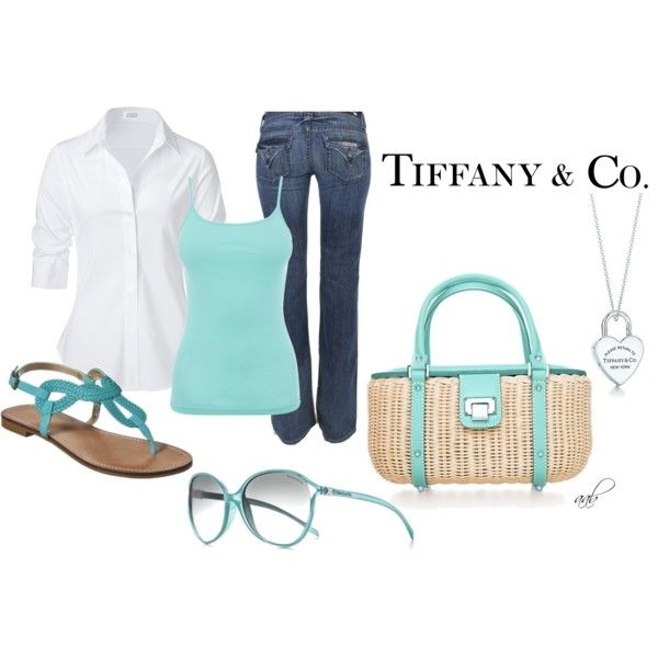 """""""TIFFANY & CO. - Summer Look for 2012!"""" by decoratorlady on Polyvore"""