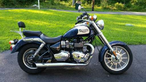 Check out this 2007 Triumph America listing in Rehoboth, MA 02769 on ...