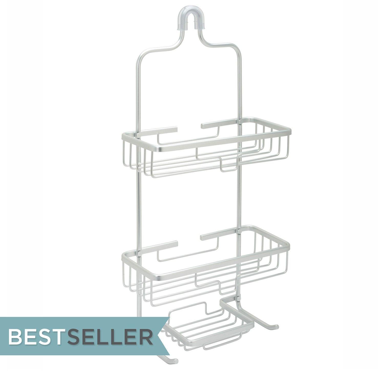 Zenith Aluminum Shower Caddy | Bathroom Utensils | Pinterest | Utensils