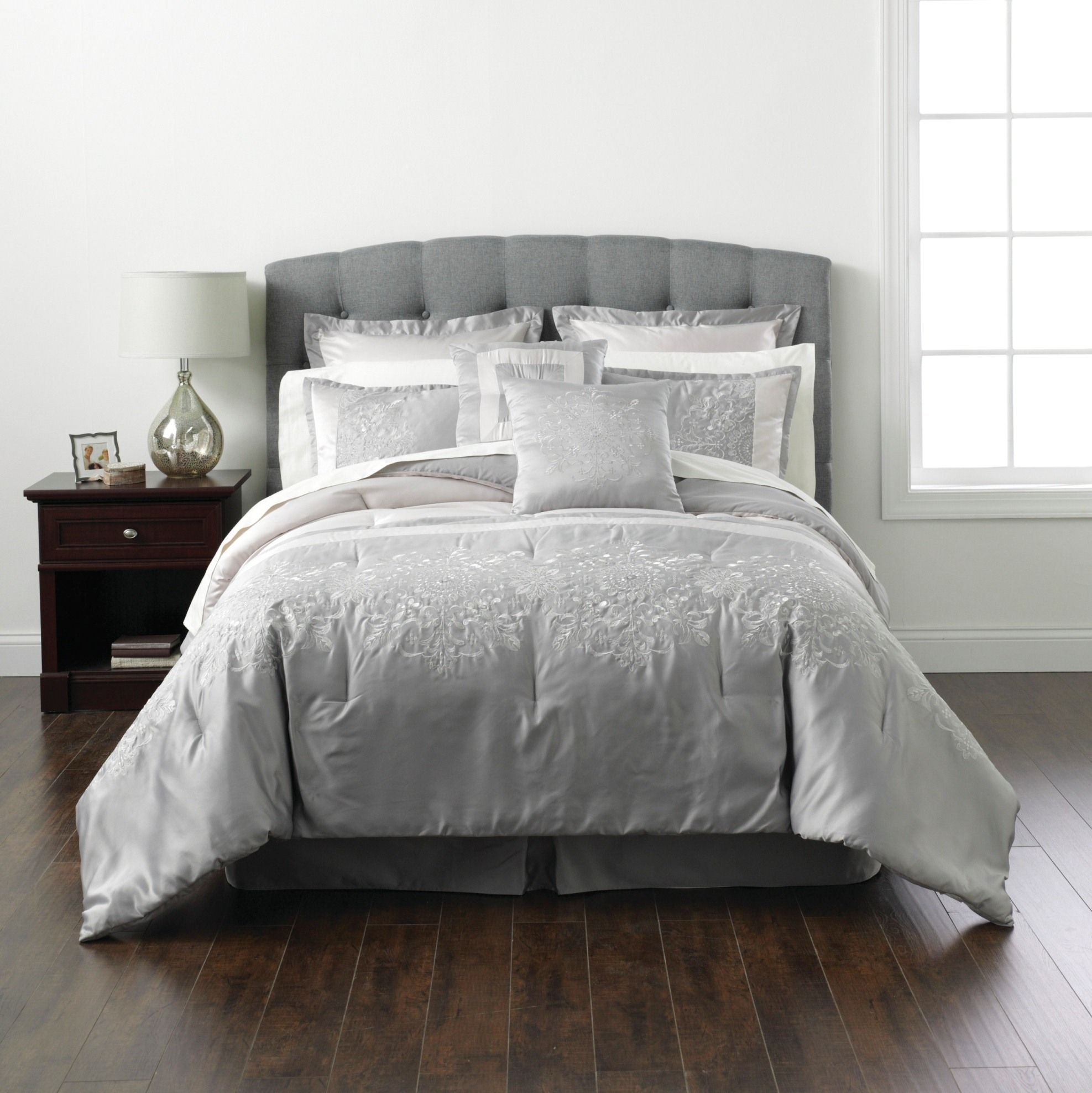 color down alternative overstock solid shipping product bath over microfiber comforter orders free on bedding