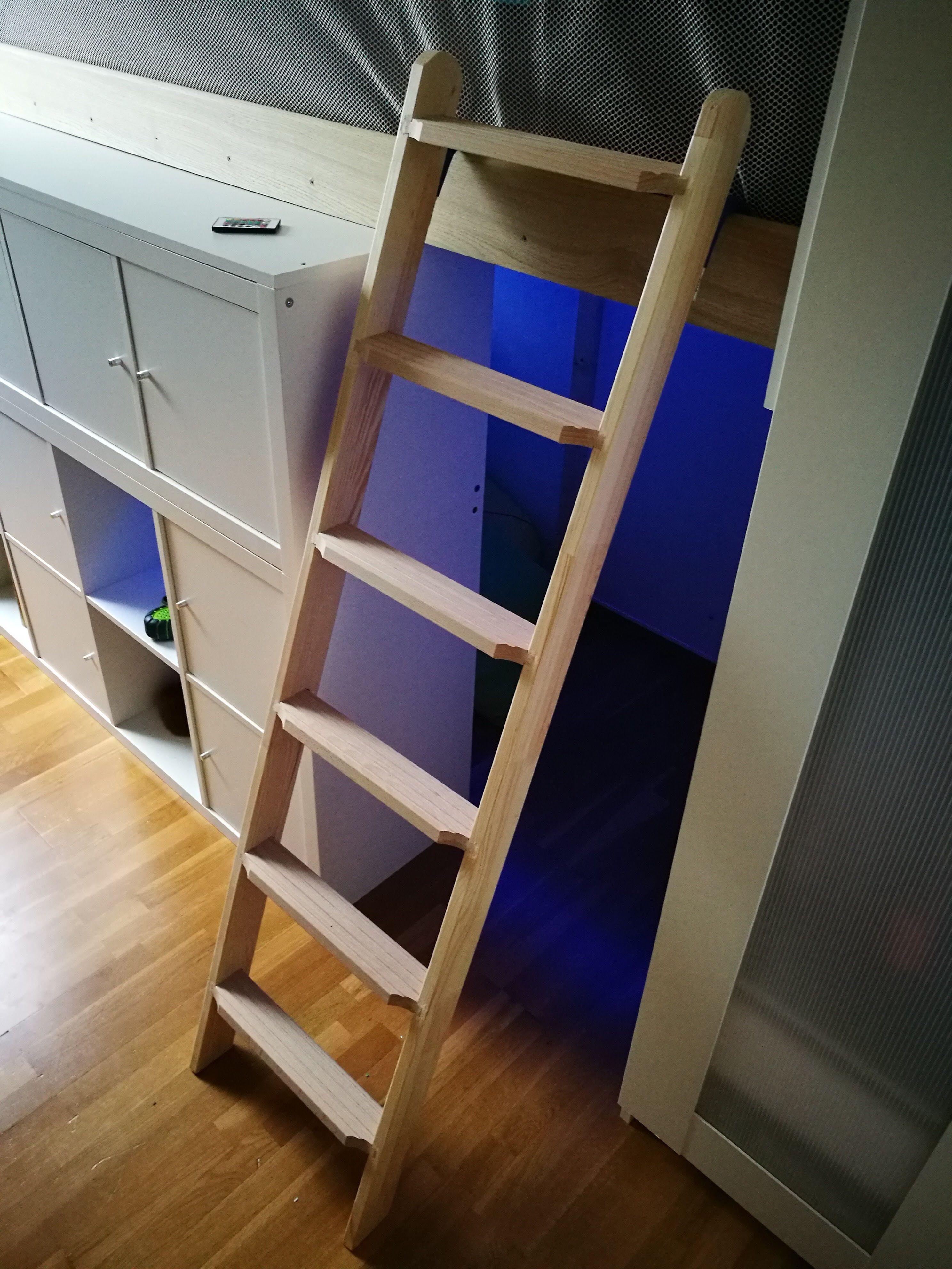 Épinglé par Guillaume Seiler sur Ikea hack lit et chambre