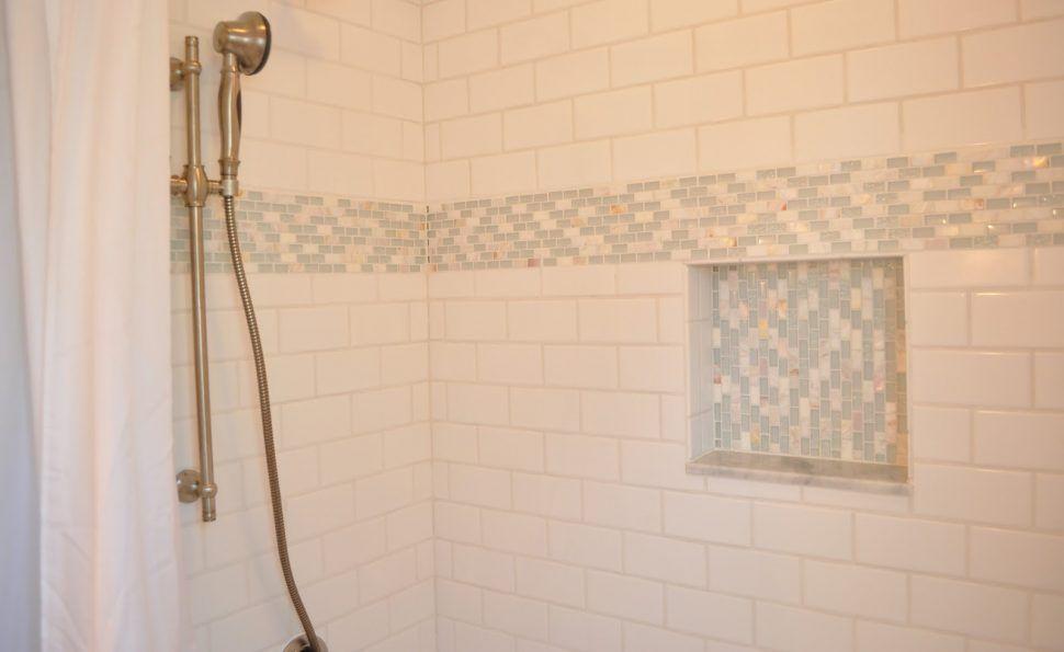 extraordinary bathroom design tile showers ideas | Bathroom Home Decor Insights In White Subway Tile Shower ...