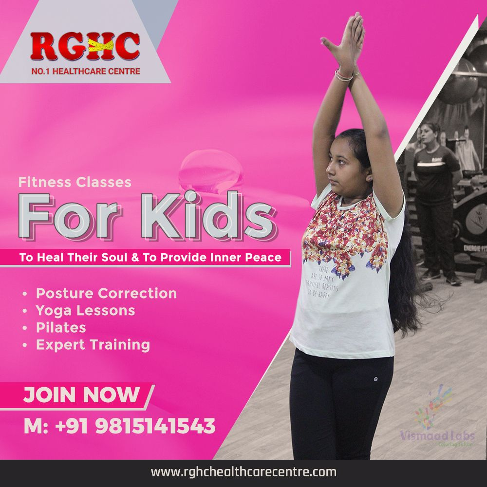 Fitness Classes For Kids At RGHC No.1 Healthcare Center in