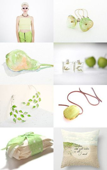 Just a little green by Torika on Etsy--Pinned with TreasuryPin.com