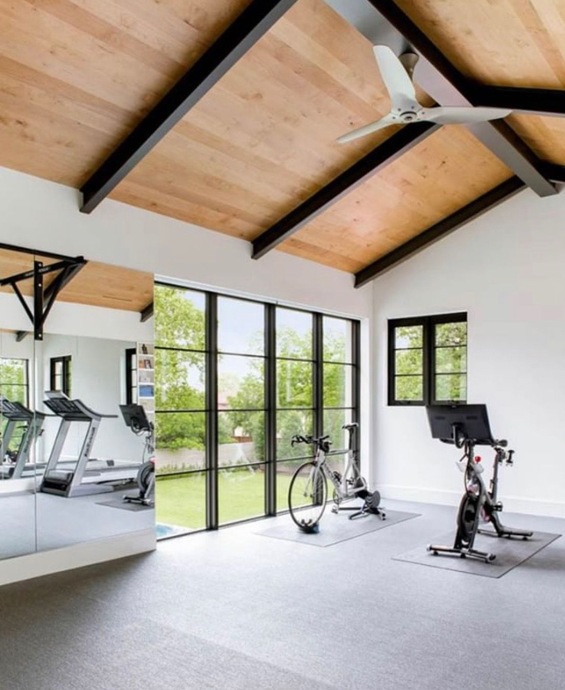 Home Gym Design Ideas: Home Gym Design By Allen Mason On Axminster