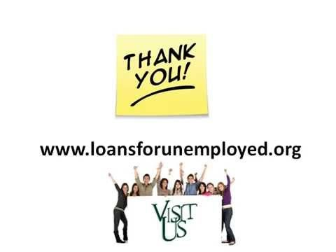 Loans For Unemployed People With No Job Can Easily Access Money In Crisis Unemployment Financial Help Loan