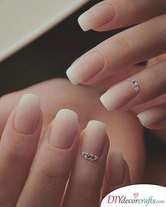 Photo of Matte Ombre Nails – Inspiration for Your Wedding