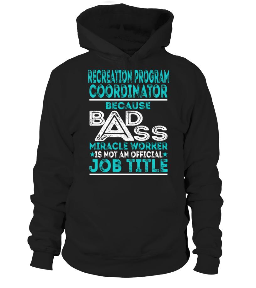 Recreation Program Coordinator #RecreationProgramCoordinator