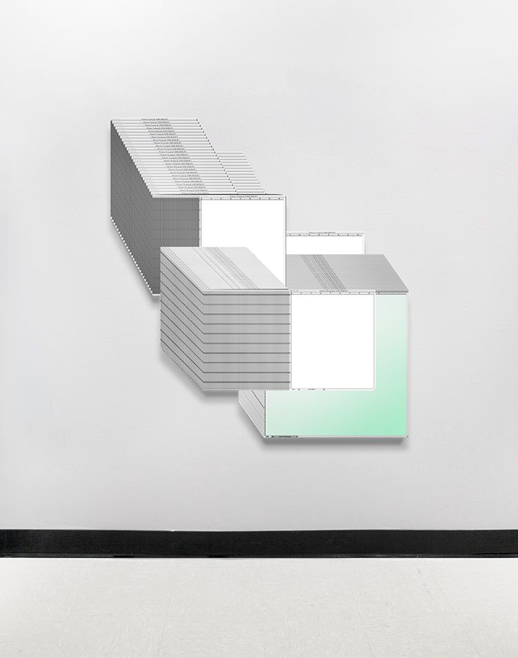Windows II (2012), by Daniel Everett