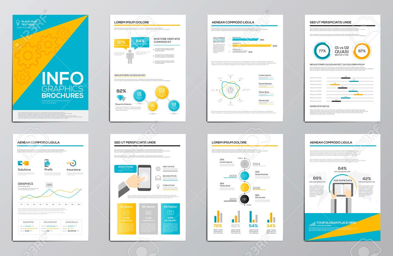 document design Google Search Infographic brochures