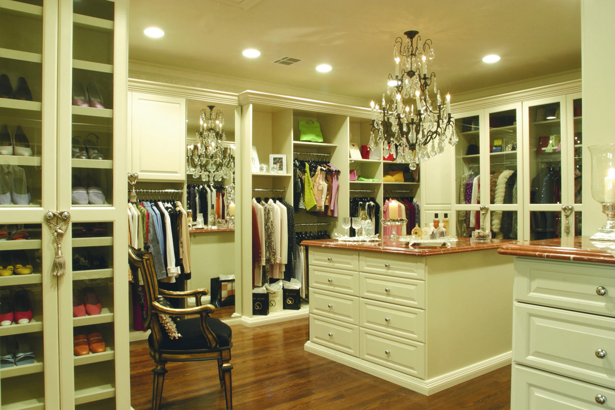 Superior Big Closet Ideas Part - 12: These Turn The Idea Of A Walk-in Closet Into A Fabulous Dressing Room. For  Some, The Closet Has Become Its Own Room And Entity. Who Would Not Love  Getting ...