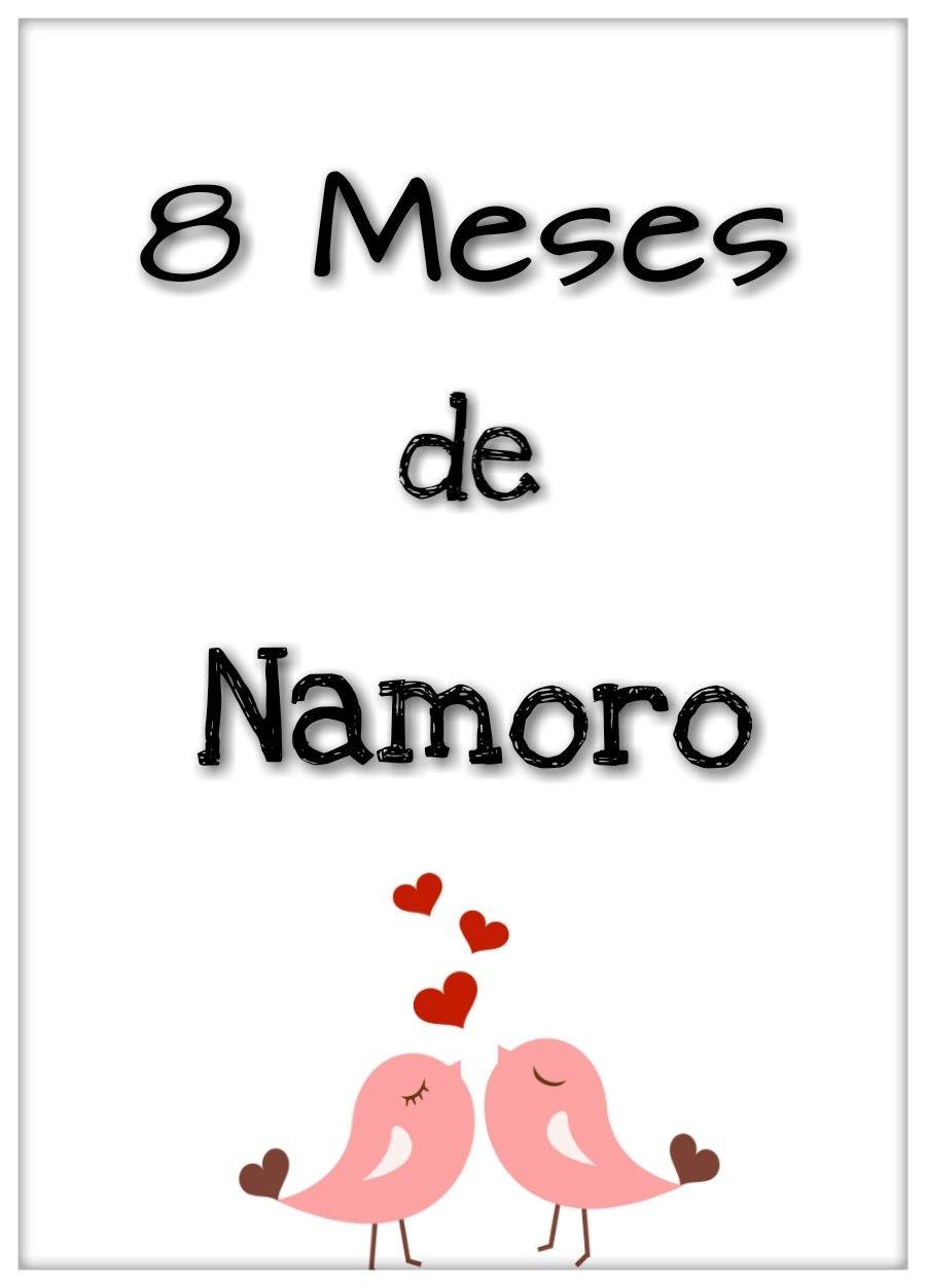 8 Meses De Namoro Video Declaracao De Amor Mes De Namoro