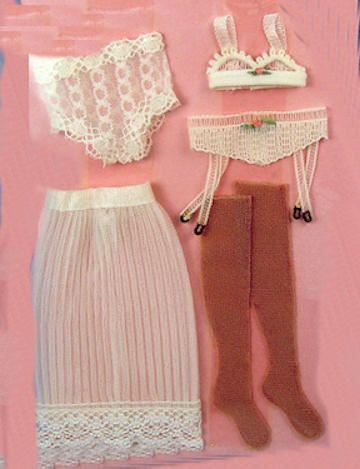 Miniature lingerie