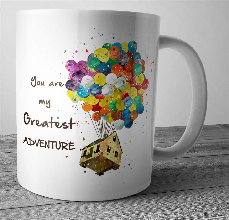 taza up - you are my greatest adventure