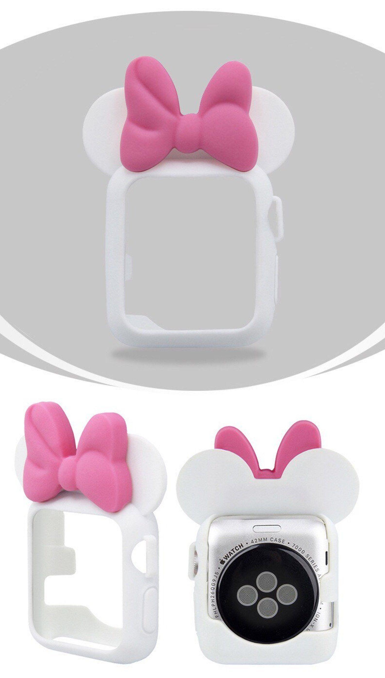 Minnie Mouse Ears. Mickey Mouse Ears. Mickey Mouse Apple