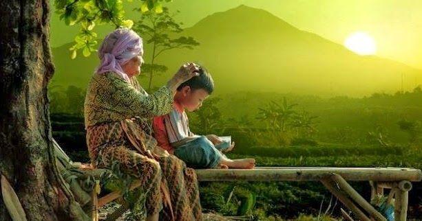Pilu Kisah Lebaran Tanpa Orang Tua Hari Ibu Bijak Dan Orang