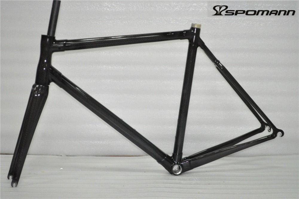 2017 Chinese Carbon Fiber Road Bike Frame Carbon Bicycle Frameset ...