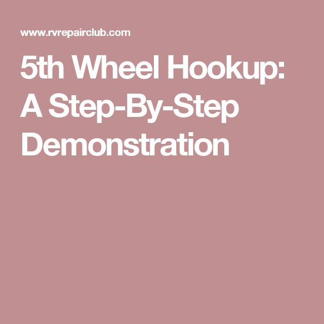 Hookup step