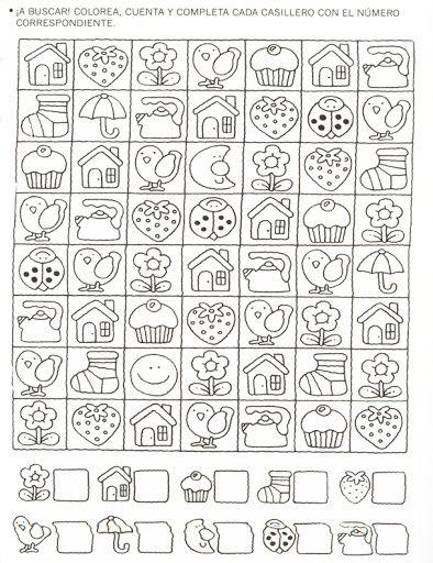 123 Manía Actividades De Matemática Para Imprimir Resolver Y