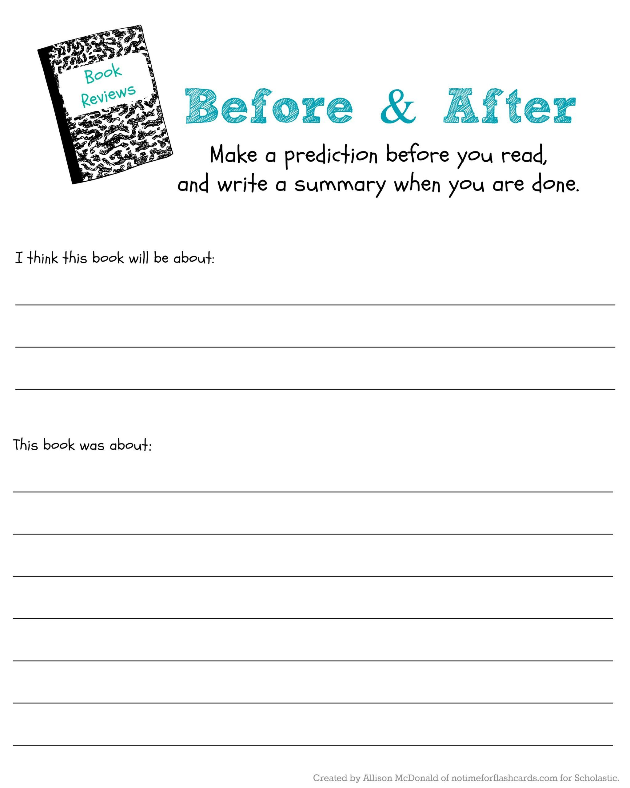 Predictions Worksheets 3rd Grade in 2020   2nd grade worksheets [ 2560 x 2048 Pixel ]