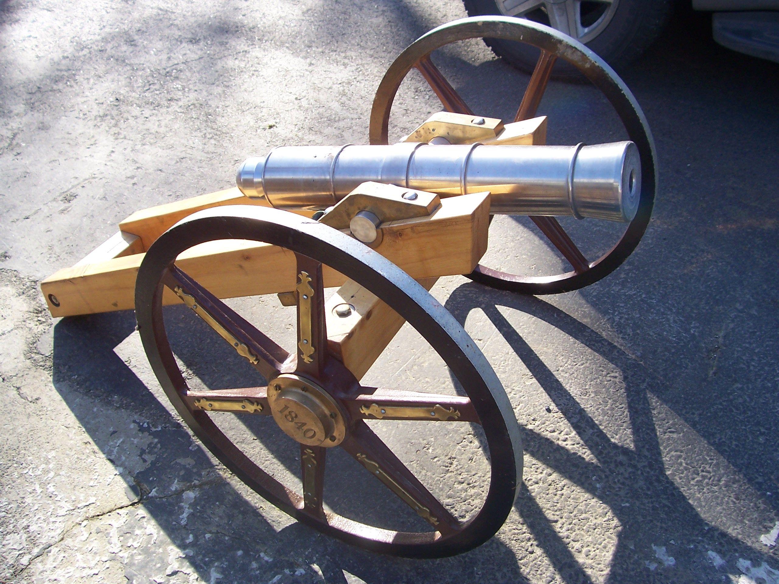 Black Powder Cannon   Cannons-Black Powder Cannons   Cannon, Mig