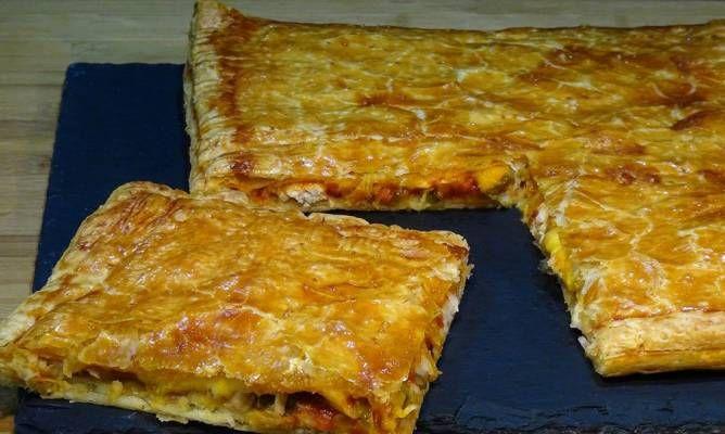 Mi Ultima Receta En Hogarutil Empanada De Pollo Con Receta De
