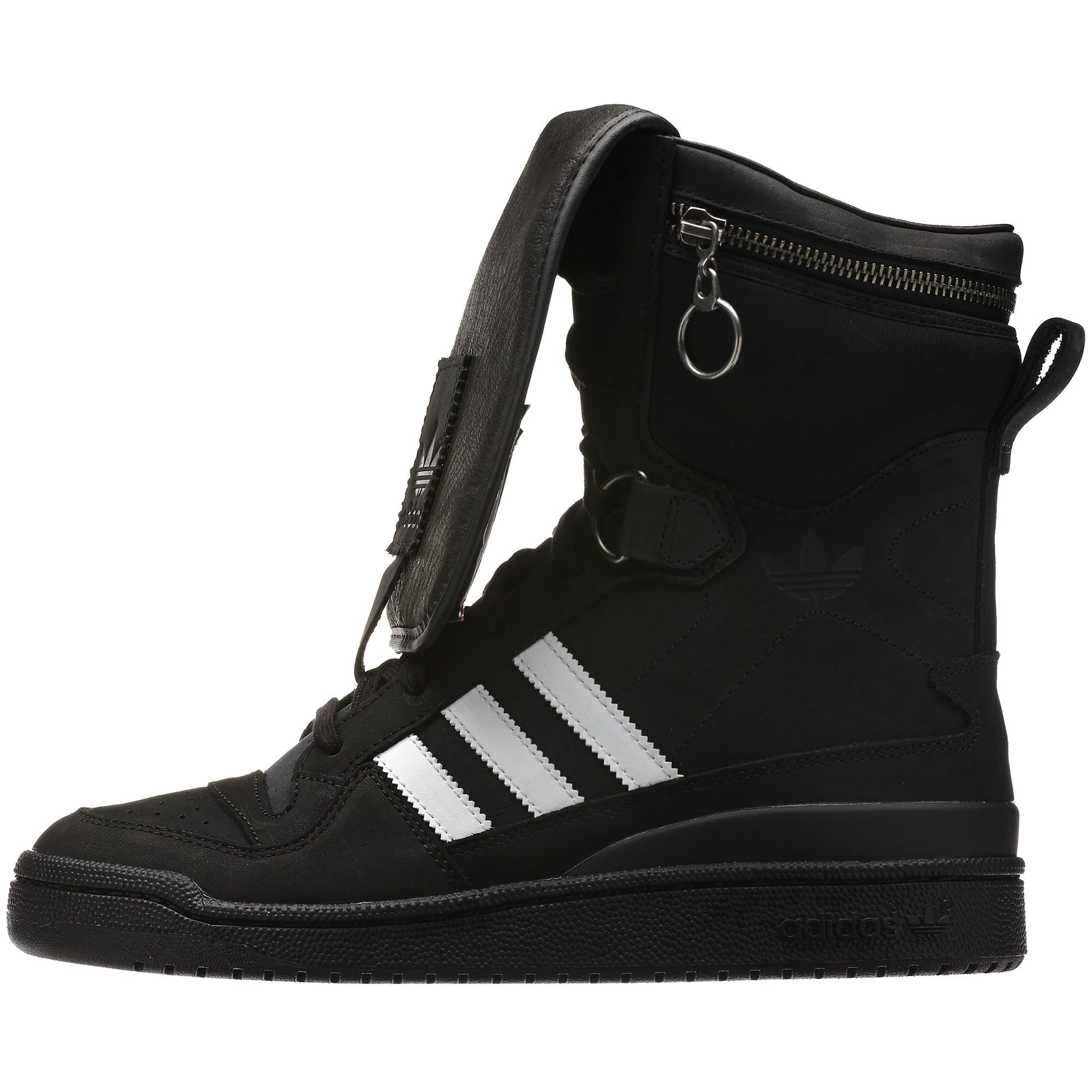 Adidas Italia | Adidas Jeremy Scott Tall Boy Black Black