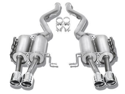2015 Ford Mustang L4 2.3L Ecoboost Street Magnaflow 19097 Stainless Steel Cat-Back Exhaust