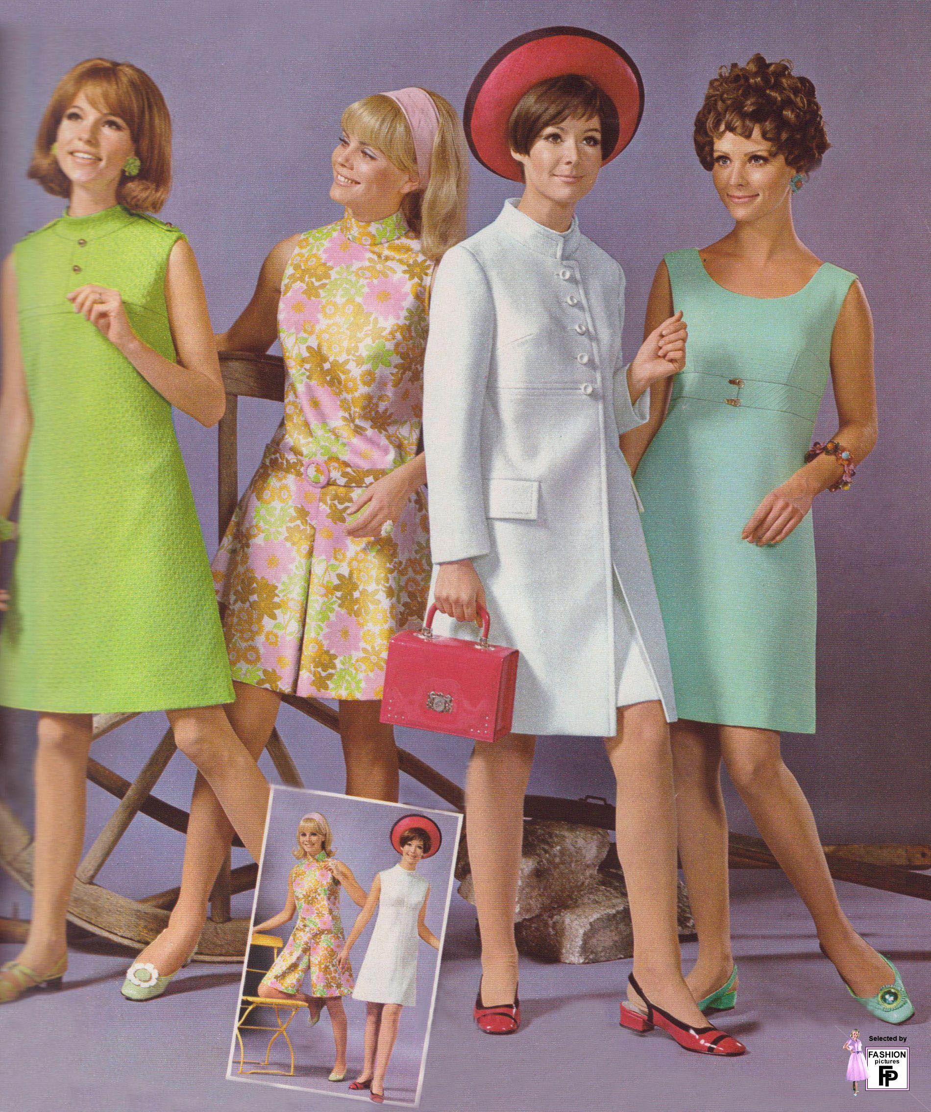 60s Dresses 1968 1 Ne 0005 Jpg Sixties Fashion Retro Fashion Fashion