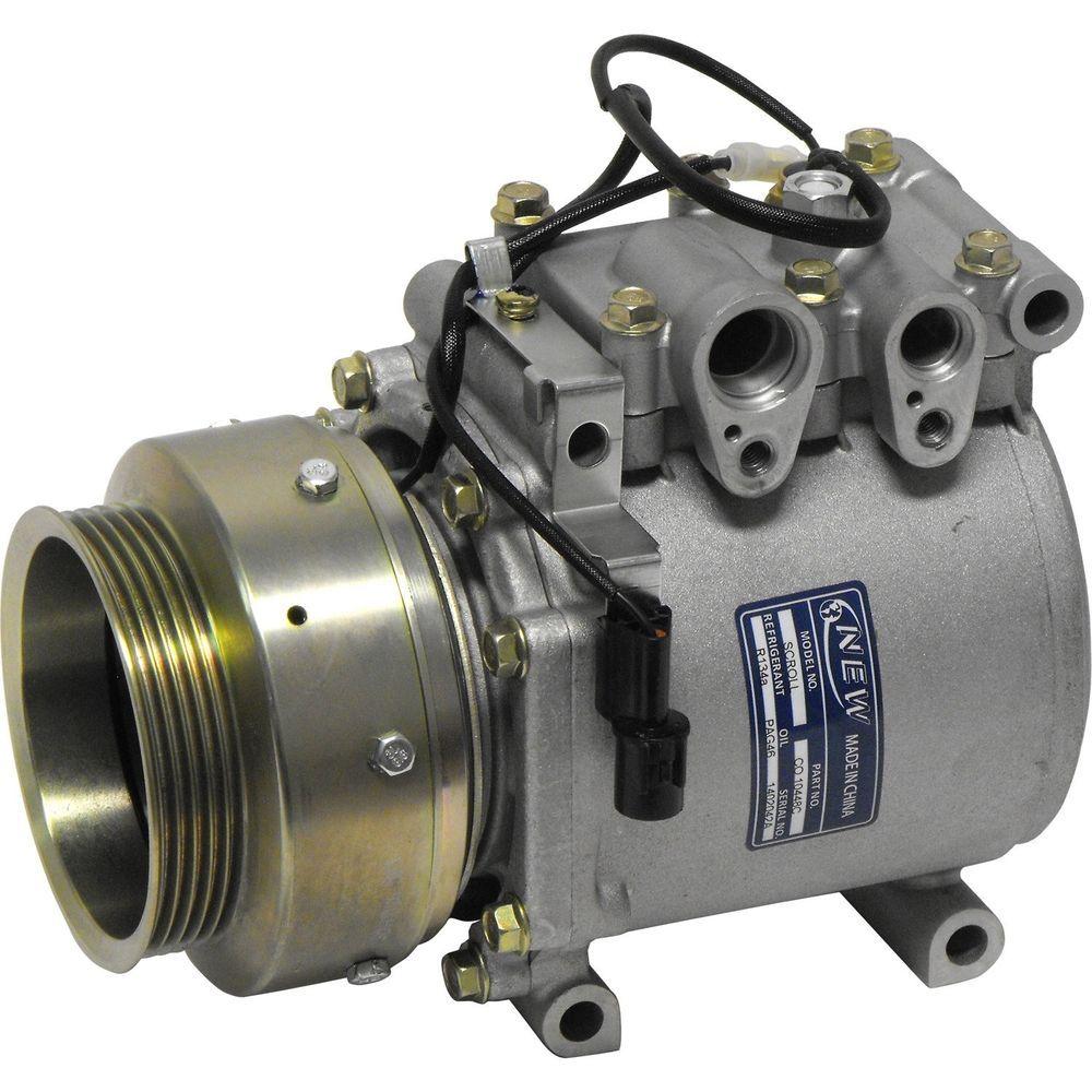 UAC CO 10448C A/C Compressor Compressor, Mitsubishi