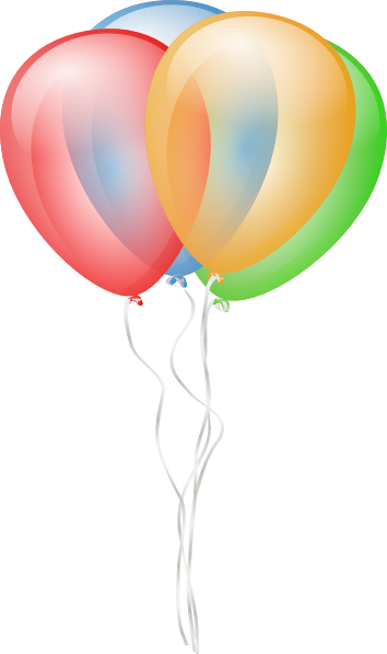 Let S Do An Experiment In Group Dynamics Blow Up Four Balloons Red Blue Green And Yellow Put Them In A Box An Imagenes De Globos Globos De Colores Globos